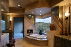 Master Bath - Private View